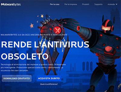 malwarebytes website