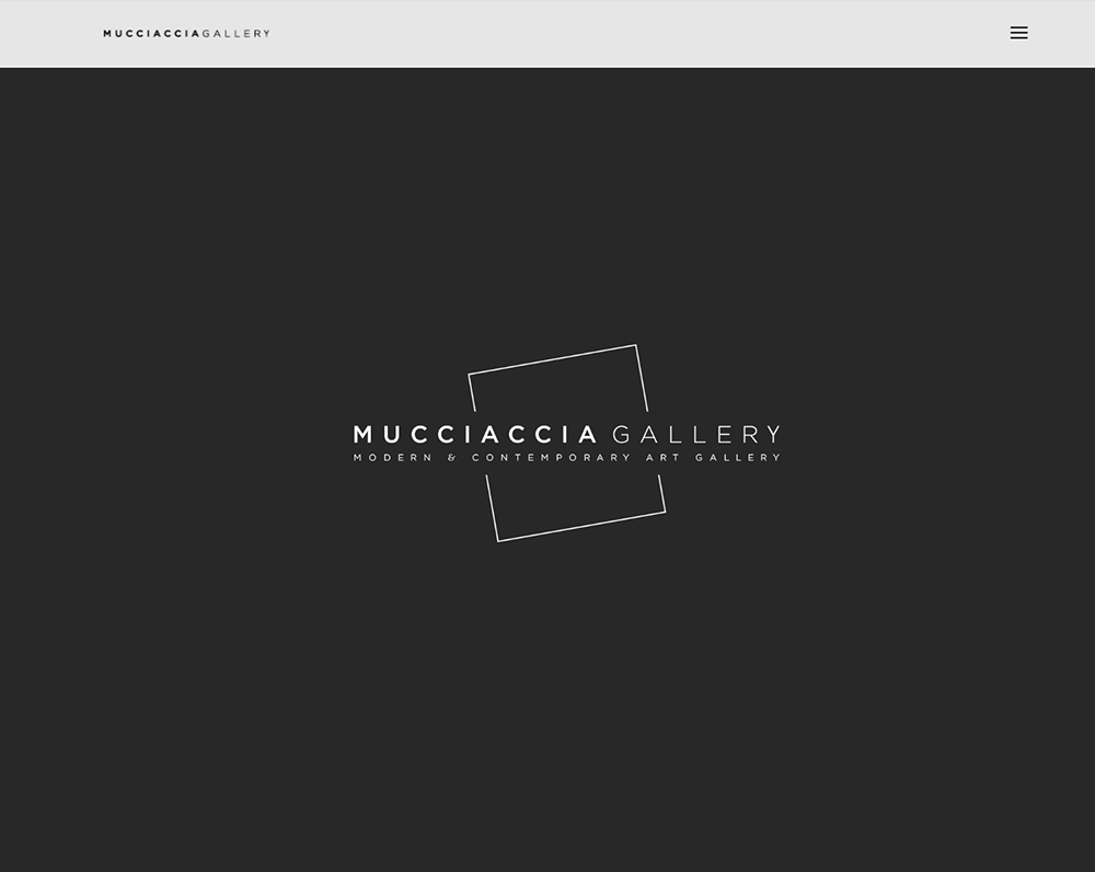 Mucciaccia Gallery - Modern and Contemporary Art Gallery